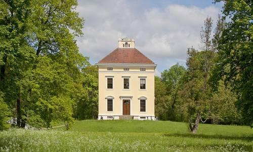Schloss Luisium. Foto: Heinz Fräßdorf.